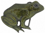 Frog Belt Buckle with display stand (KJ3)